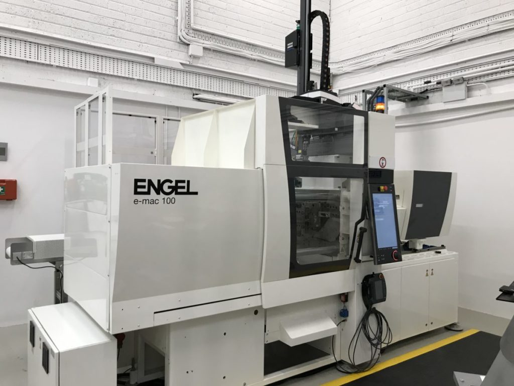 Injection Moulding Training in Ireland Moves Ahead With ENGEL